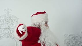 Άγιος Βασίλης που χορεύει όπως το Μάικλ Τζάκσον φιλμ μικρού μήκους