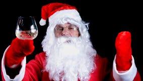 Άγιος Βασίλης απόθεμα βίντεο