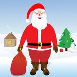 Άγιος Βασίλης Στοκ φωτογραφία με δικαίωμα ελεύθερης χρήσης