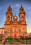 Άγιος Ζακ chuch Luneville - της Γαλλίας στοκ φωτογραφίες με δικαίωμα ελεύθερης χρήσης