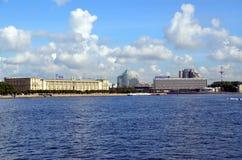 Άγιος-Πετρούπολη, απόψεις πόλεων Στοκ Εικόνες