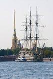Άγιος Πετρούπολη Στοκ φωτογραφία με δικαίωμα ελεύθερης χρήσης