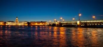 Άγιος Πετρούπολη Στοκ εικόνα με δικαίωμα ελεύθερης χρήσης