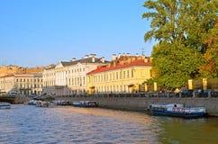 Άγιος-Πετρούπολη Στοκ φωτογραφίες με δικαίωμα ελεύθερης χρήσης