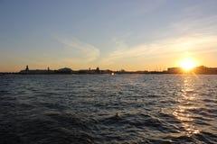 Άγιος-Πετρούπολη Στοκ Φωτογραφίες