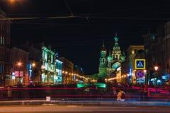 Άγιος-Πετρούπολη Στοκ Εικόνες