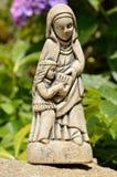 Άγιος Anne και άγαλμα της Mary Στοκ φωτογραφία με δικαίωμα ελεύθερης χρήσης