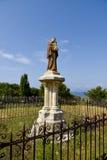 Άγιος Anthony Άγιος-Honorat στο νησί, Γαλλία Στοκ φωτογραφία με δικαίωμα ελεύθερης χρήσης