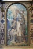 Άγιος Anthony ο μεγάλος Στοκ εικόνες με δικαίωμα ελεύθερης χρήσης