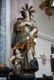 Άγιος Catherine της Αλεξάνδρειας Στοκ Εικόνα