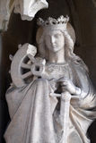 Άγιος Catherine της Αλεξάνδρειας Στοκ φωτογραφία με δικαίωμα ελεύθερης χρήσης