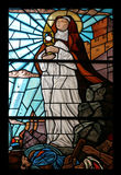 Άγιος Clare Assisi Στοκ φωτογραφία με δικαίωμα ελεύθερης χρήσης