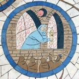 Άγιος Clare Assisi Στοκ Εικόνα