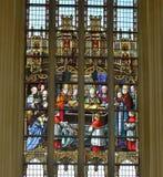 Άγιος-Hadelin ή εκκλησία του Άγιος-Martin της μέγγενης στοκ φωτογραφία με δικαίωμα ελεύθερης χρήσης