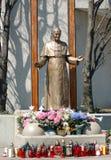 Άγιος John Paul II Στοκ εικόνα με δικαίωμα ελεύθερης χρήσης