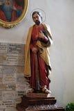 Άγιος Jude ο απόστολος στοκ εικόνες