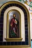 Άγιος Jude Thaddeus στοκ φωτογραφία