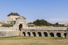 Άγιος-Martin-de-Πε, νουβέλα-Aquitaine, Γαλλία στοκ εικόνα με δικαίωμα ελεύθερης χρήσης
