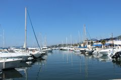 Άγιος Maxime στοκ φωτογραφίες με δικαίωμα ελεύθερης χρήσης