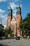 Άγιος Peter και βασιλική του Paul στο Πόζναν, Πολωνία Στοκ φωτογραφία με δικαίωμα ελεύθερης χρήσης