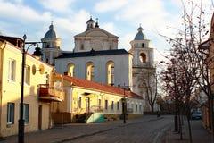 Άγιος Peter και καθεδρικός ναός του Paul σε Lutsk, Ουκρανία Στοκ φωτογραφίες με δικαίωμα ελεύθερης χρήσης