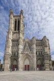 Άγιος Peter και καθεδρικός ναός του Paul σε Troyes, Γαλλία στοκ εικόνα με δικαίωμα ελεύθερης χρήσης