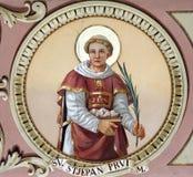 Άγιος stephen στοκ εικόνα