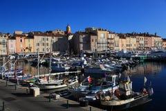 Άγιος Tropez, Γαλλία Στοκ εικόνες με δικαίωμα ελεύθερης χρήσης