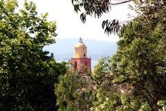 Άγιος-Tropez γαλλικό Riviera στοκ εικόνα με δικαίωμα ελεύθερης χρήσης