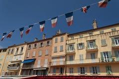 Άγιος Tropez Στοκ φωτογραφίες με δικαίωμα ελεύθερης χρήσης