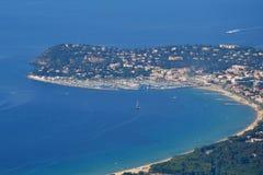 Άγιος-Tropez Στοκ φωτογραφία με δικαίωμα ελεύθερης χρήσης
