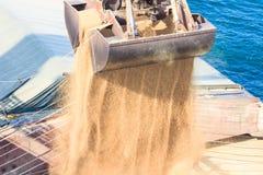 Άγκυρα στο σκάφος Στοκ εικόνες με δικαίωμα ελεύθερης χρήσης