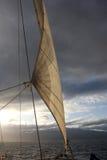 άγνωστος καιρός ναυσιπλοΐας Στοκ εικόνες με δικαίωμα ελεύθερης χρήσης