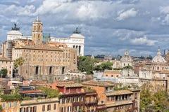 Άγνωστο μνημείο στρατιωτών της Ρώμης στοκ φωτογραφίες με δικαίωμα ελεύθερης χρήσης