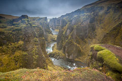 Άγονη ομορφιά της Ισλανδίας Στοκ φωτογραφίες με δικαίωμα ελεύθερης χρήσης