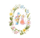 Άγρια λουλούδια για το mum Στοκ φωτογραφίες με δικαίωμα ελεύθερης χρήσης