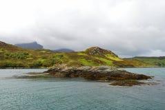 άγρια περιοχές ακτών στοκ φωτογραφίες