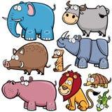 άγρια περιοχές ζώων ελεύθερη απεικόνιση δικαιώματος