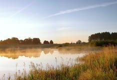 άγρια περιοχές λιμνών Στοκ Φωτογραφίες