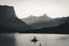 άγρια περιοχές νησιών χήνων Στοκ Εικόνες
