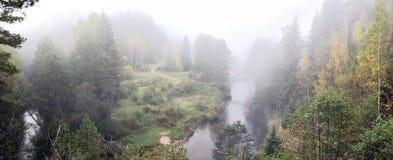 άγρια περιοχές ποταμών ομίχ& στοκ εικόνες