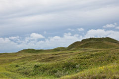 άγρια περιοχές της Τοσκάνης τοπίων Στοκ φωτογραφία με δικαίωμα ελεύθερης χρήσης