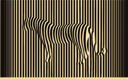άγρια περιοχές τιγρών διανυσματική απεικόνιση