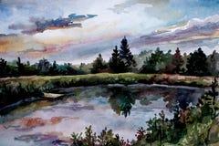 άγρια περιοχές φύσης απεικόνιση αποθεμάτων