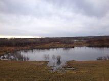 Άγρια φύση του Saskatchewan Στοκ Εικόνες