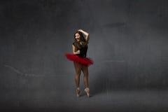 Άγριος χορός για ένα classcial ballerina στοκ εικόνα