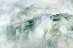 Άγριο, άγριο νερό στοκ εικόνες