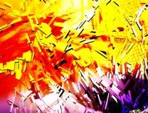 άγρυπνο κόκκινο Στοκ φωτογραφίες με δικαίωμα ελεύθερης χρήσης