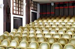 άδειες θέσεις κινηματογράφων Στοκ εικόνα με δικαίωμα ελεύθερης χρήσης
