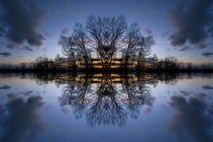άδυτο νησιών Στοκ φωτογραφίες με δικαίωμα ελεύθερης χρήσης